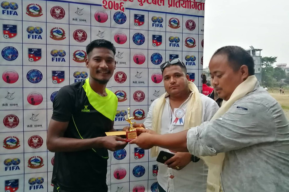 Morang: Letang FC Enters Final Of Pathari Sanischare Cup