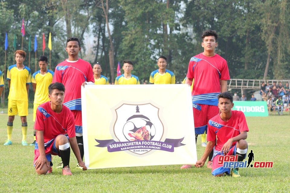 Sunsari: Dhankuta FC Enters SFs Of 4th Barah Gold Cup 2076