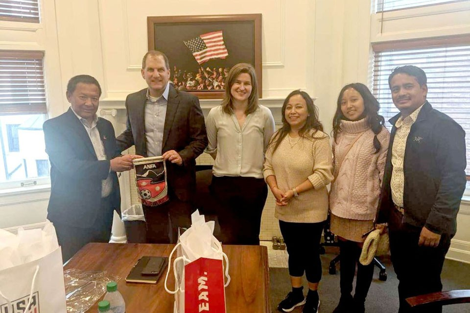 US Soccer To Support ANFA