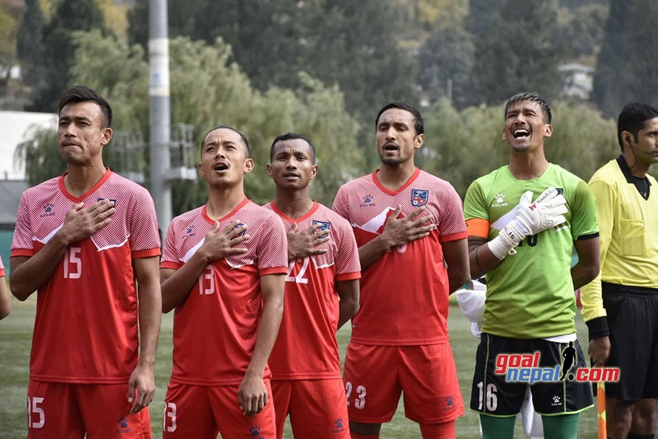 FIFA World Cup Round 2 Asian Qualifiers: Nepal Vs Kuwait - WATCH IT LIVE
