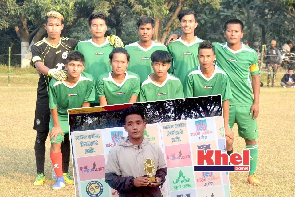 Rupandehi: New Everest Yuwa Club Enters SFs Of 3rd Sanjiwani Cup