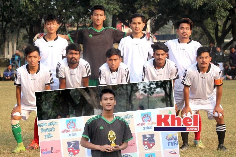 Rupandehi: Lumbini Khukuri FC Enters SFs Of 3rd Sanjiwani Cup