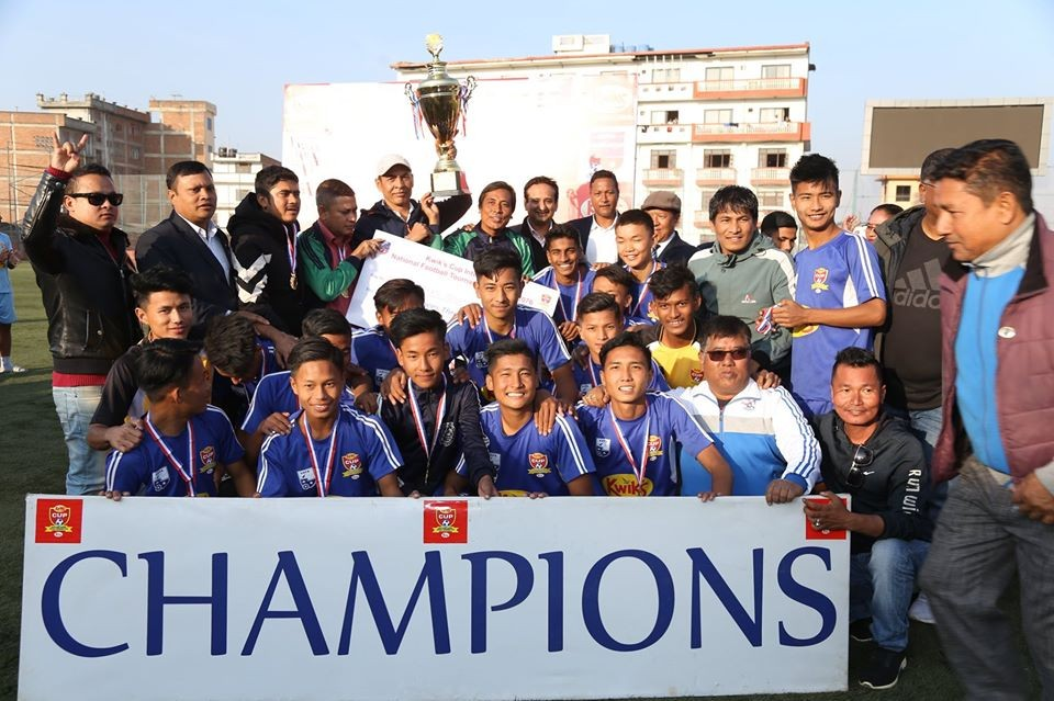 Shree Narayan Janata School, Sarlahi Wins Title Of Kwik's Cup