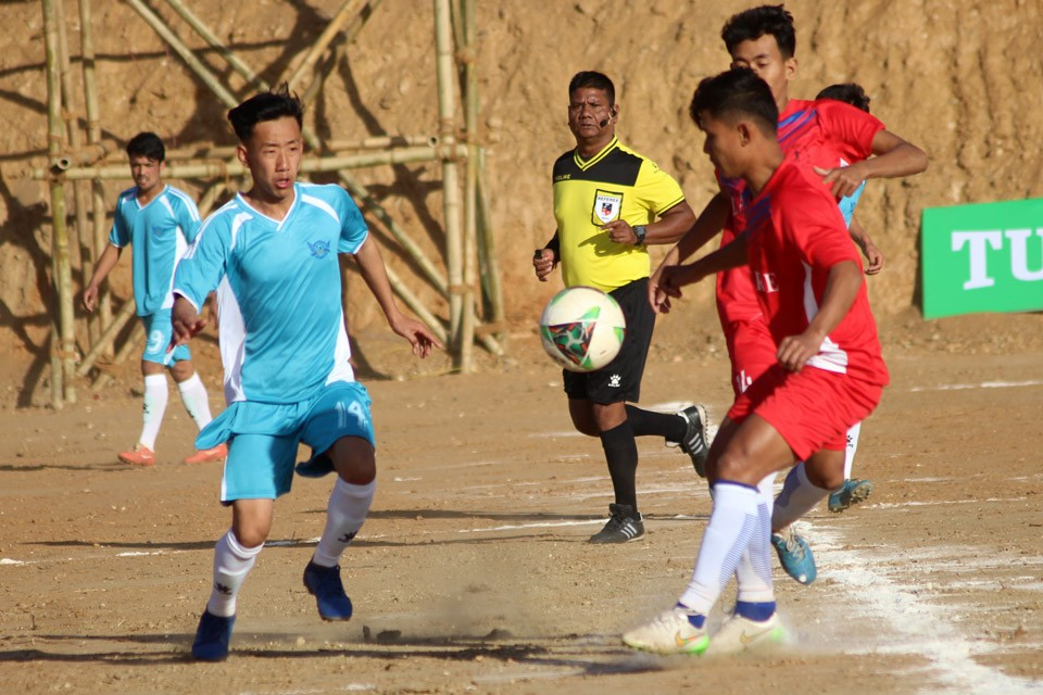 2nd Bhagiman Sing Memorial Gold Cup Kicks Off; Hosts BTFC Enters SFs