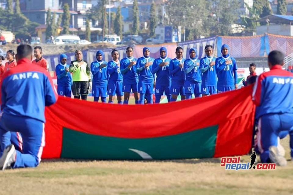 13th SA Games 2019: Maldives Women's Team Clinches Bronze Medal