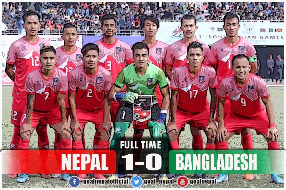 Nepal Enters FINAL Beating Bangladesh