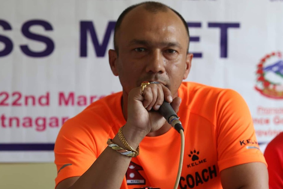 Nepal Women's Team Coach Hari Khadka Resigns From The Post