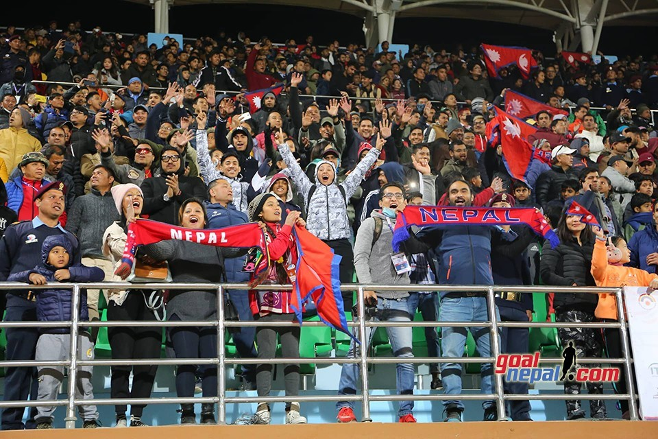 Nepal Vs Bhutan Final Match Tickets SOLD OUT !