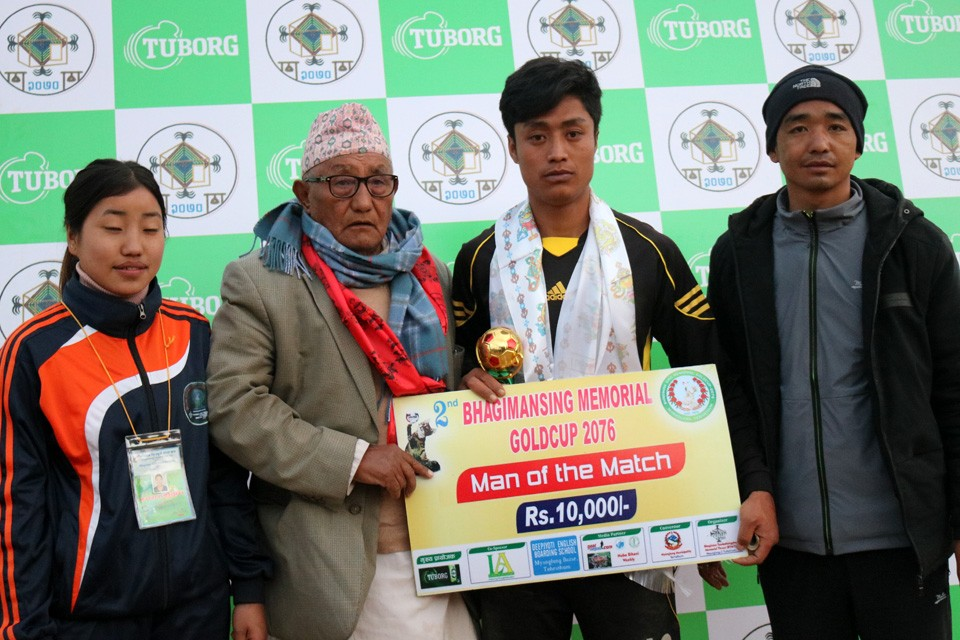 Terahthum: BTFC Enters FINAL Of 2nd Bhagiman Sing Memorial Gold Cup