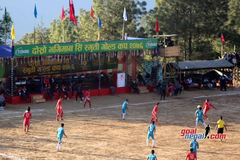 2nd Bhagiman Sing Tumbahangphe Cup SF: Jalthal FC Jhapa Vs The Young Brothers Sunsari Today