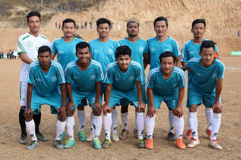 Terahthum: Jalthal FC Jhapa Enters FINAL Of 2nd Bhagiman Singh Memorial Cup