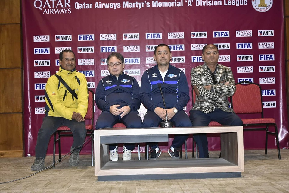 Ticket Price CONFIRMED For Nepal Blue Vs J-League U22 Friendly Match
