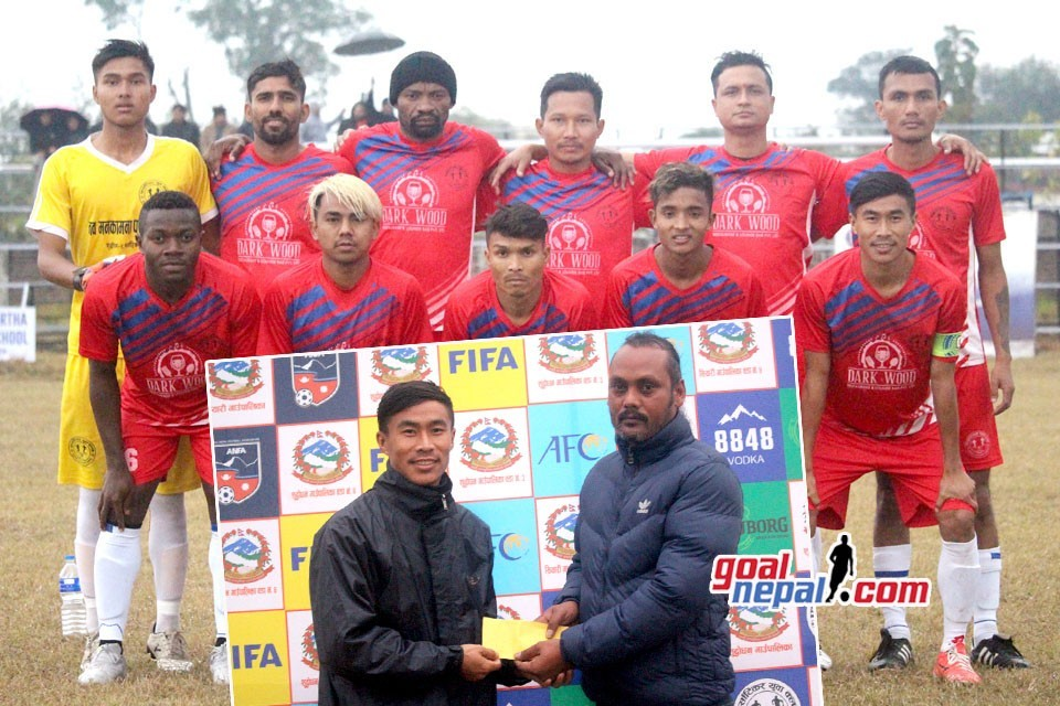 Rupandehi: Hosts Pharsatikar Yuwa Club Enters FINAL Of 7th Pharsatikar Cup