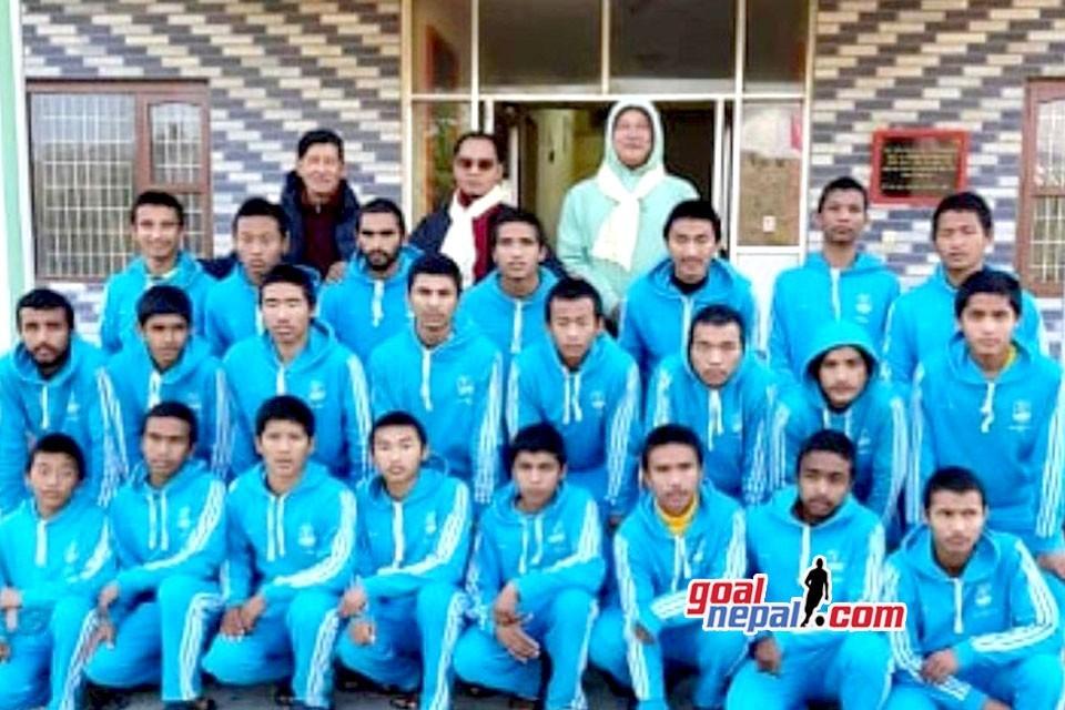 Aaha Rara Gold Cup Date Confirmed; MLA Rajiv Gurung Donates Nrs 50K To Sahara Club