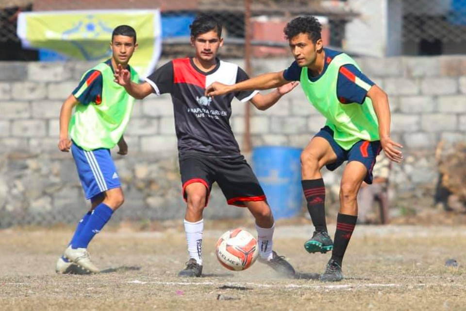 Kaski:BT FC, Garden FC, M12 & LG Association Register Win In 3rd Aman Gurung Memorial 7-A-Side