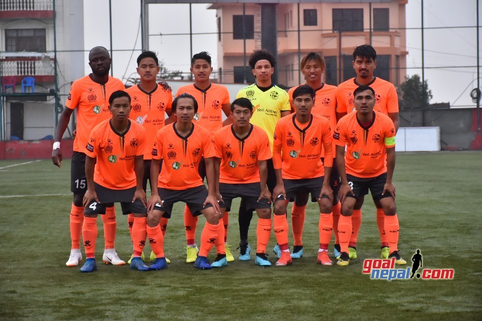 Himalayan Sherpa Club Stuns Machhindra Club To Register First WIN !