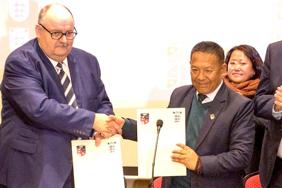ANFA, England FA Sign A Deal For A Friendly Match