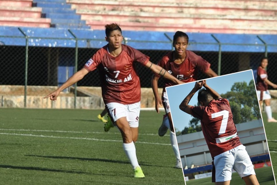 Sabitra Bhandari Strikes As Gokulam FC Wins Indian Women's League Match