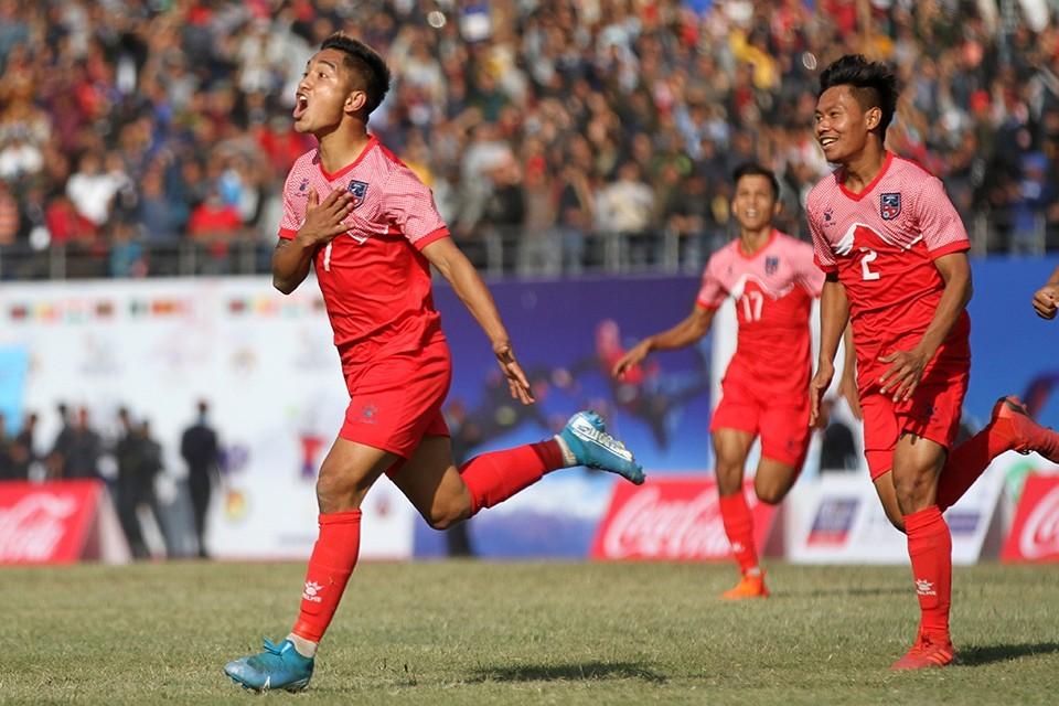 Nepal International Abhisek Rijal Reaches Maldives To Play Second Division League