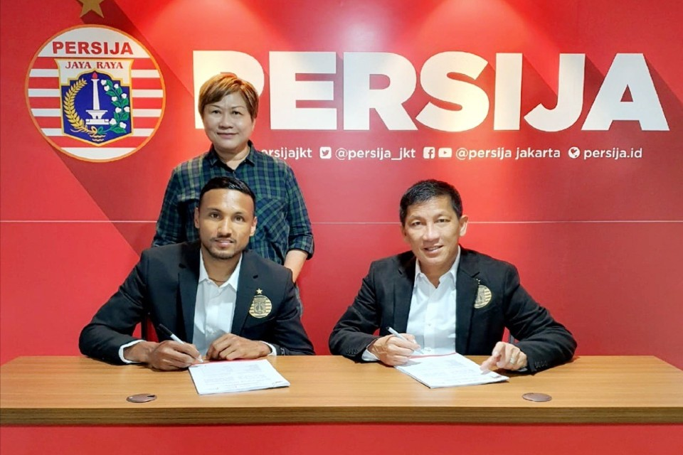 Rohit Chand Renews Contract With Persija Jakarta