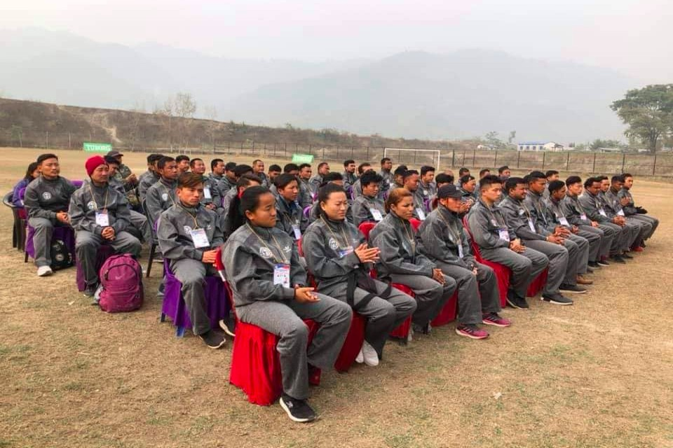Sunsari: Province 1 Referee Course Kicks Off In Dharan