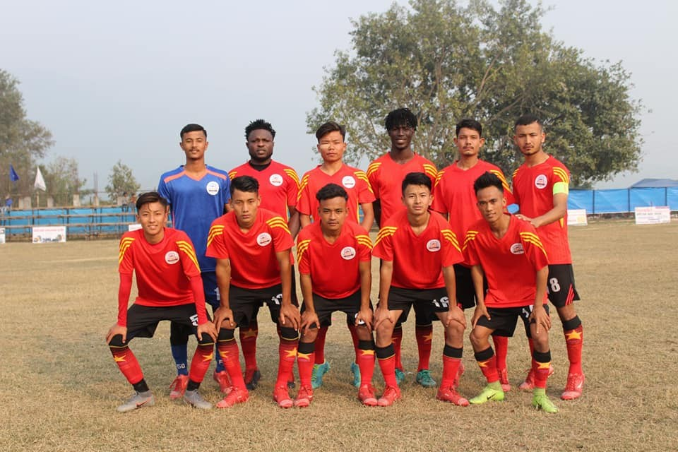 Parasi: Bagmati Youth Club Sarlahi Wins Title Of Suryanagar Gold Cup