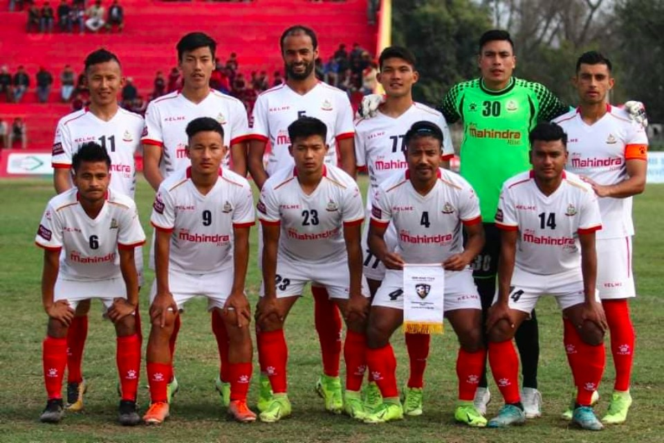 Kailali: Nepal APF Comes From Behind To Beat NRT In 4th Far West Khaptad Gold Cup