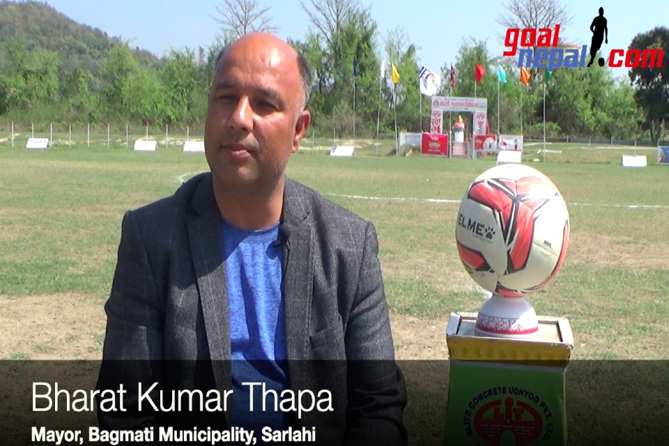 Sarlahi: Interview With Bagmati Mayor Bharat Thapa - VIDEO