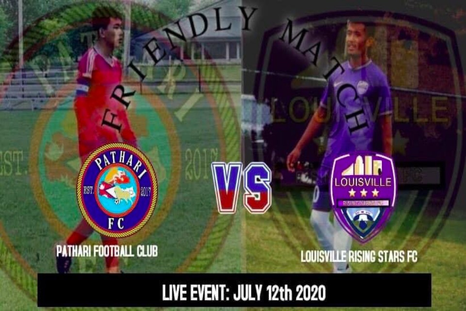 USA: Louisville Rising Stars Vs Pathari FC In The Final Of Friendly Tournament; LIVE On GoalNepal