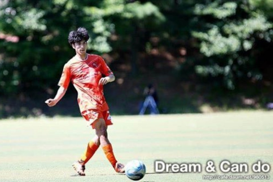 Nepal U19 International Manish Dangi Playing For Pocheon FC U18