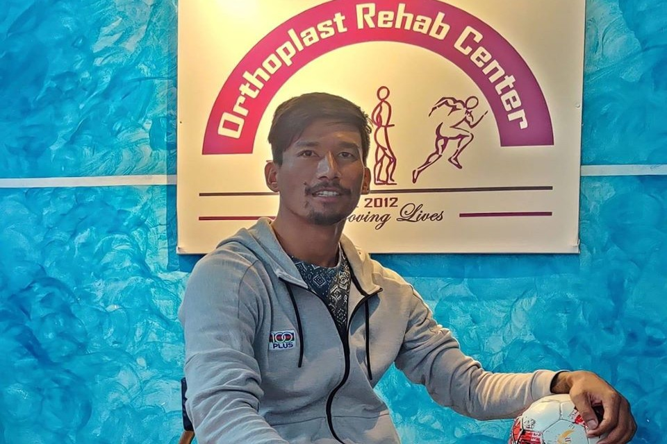Orthoplast Rehab Centre Launches Sports Injury Centre; Kiran Chemjong Is Their Brand Ambassador