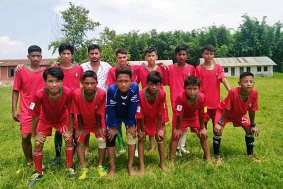 Jhapa: Schoolchaun FC, Gauradaha Trying To Uplift Grassroots Movement