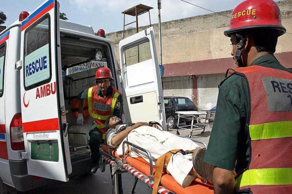 Four Pakistani Football Players Killed In Road Accident