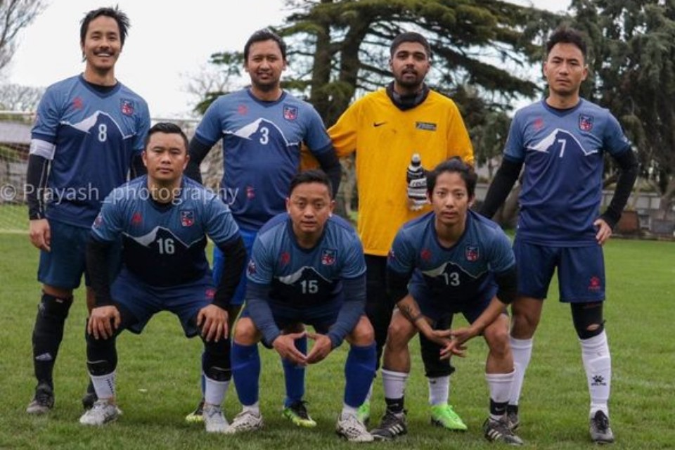 New Zealand: Nepal United FC Wins Title Of 1st Gurkha Cup 2020