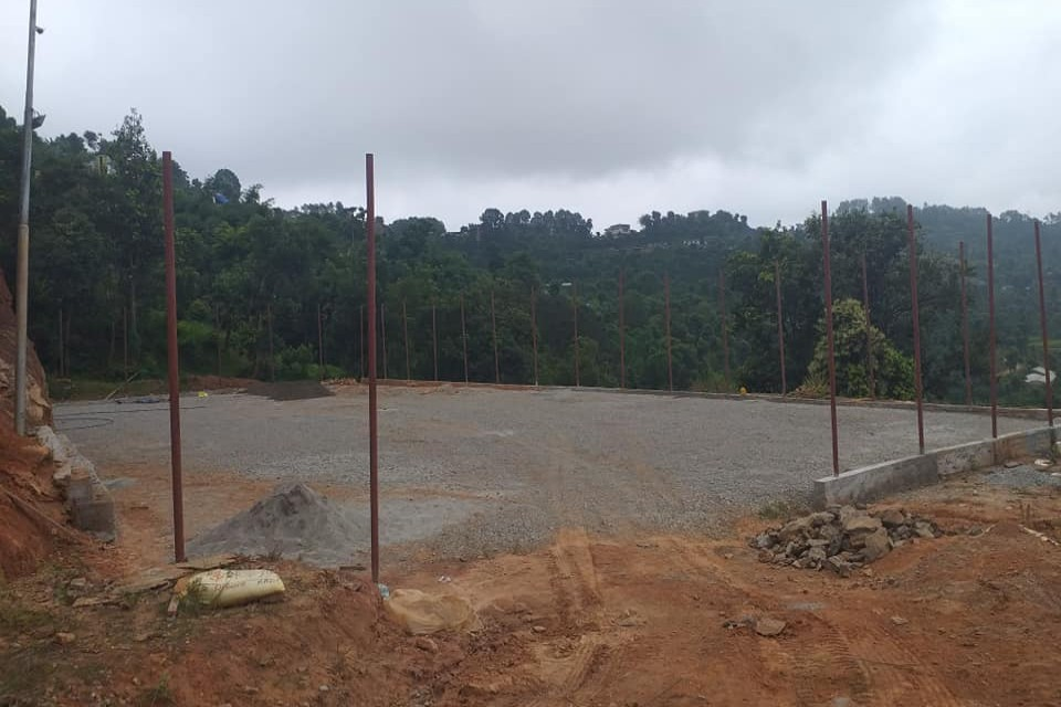 Gorkha: Now You Can Help The Ocean Club To Lay Astro Turf