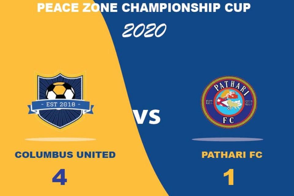 USA: Columbus United & Timai Squad Register Win In Peace Zone Championship Cup