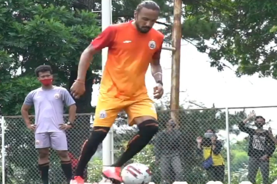 Nepal International Rohit Chand Starts Training With Persija Jakarta