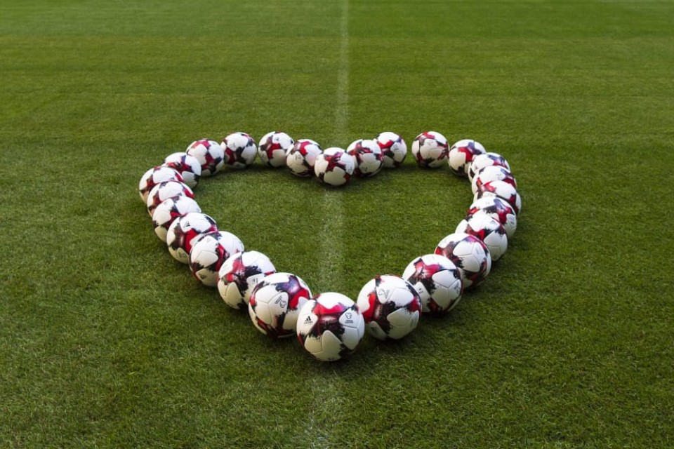 FIFA Marks World Heart Day