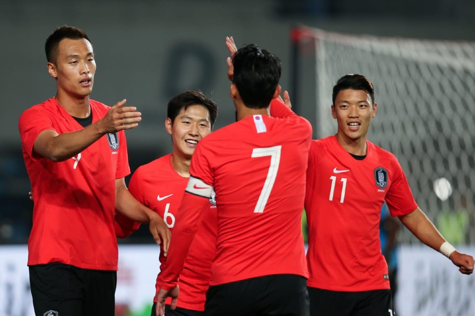 Asia's Best Set For November Friendlies In Europe