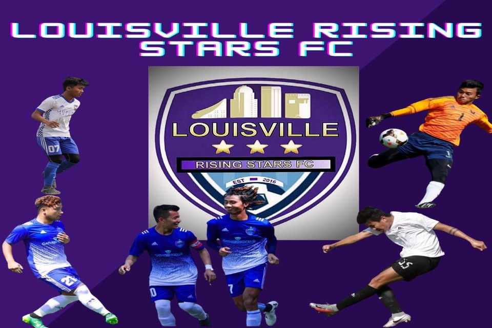 USA: Hosts Louisville Rising Stars Vs Raja Babu FC In The Final Of 1st Louisville Challenge Cup
