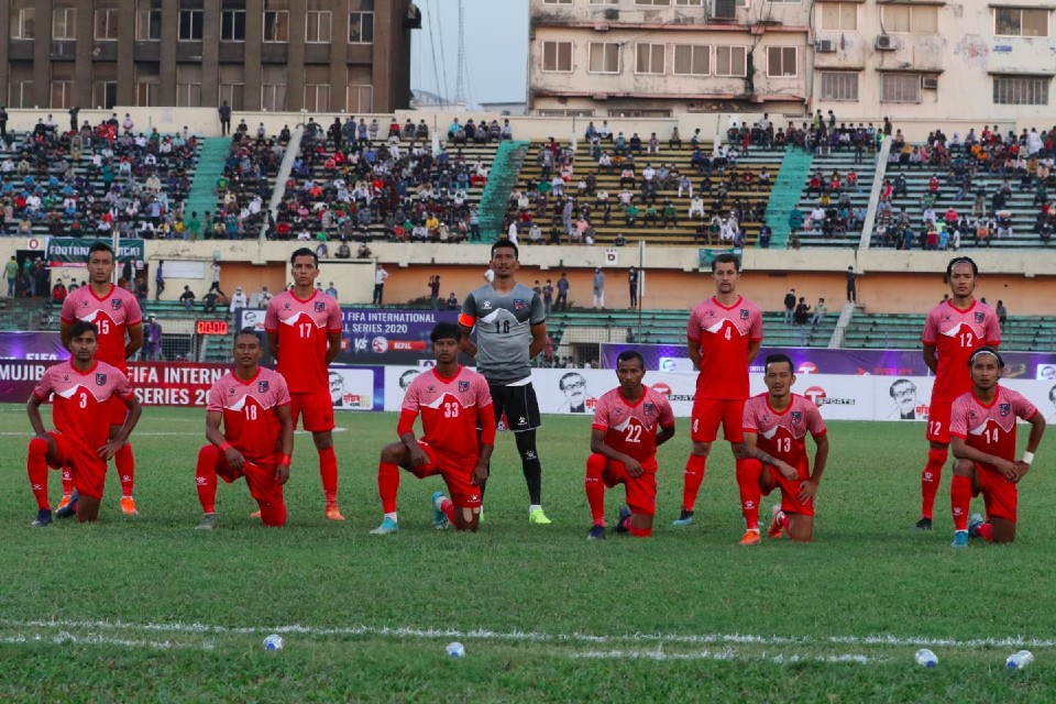 Toothless Nepal Goes Down To Bangladesh In First Friendly