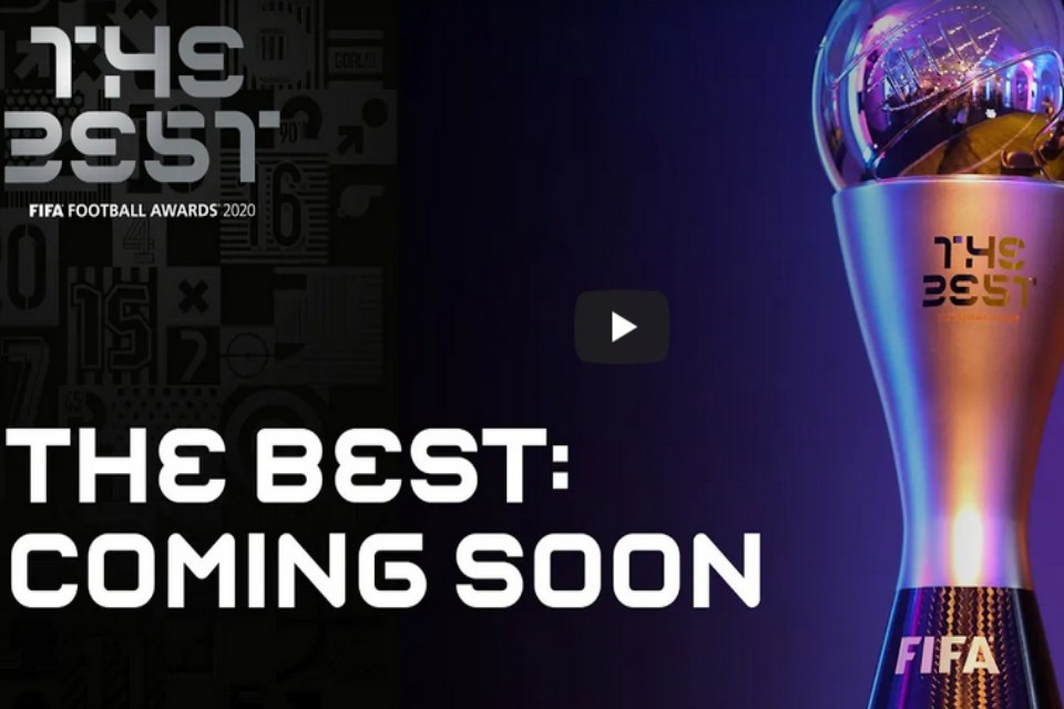 The Best FIFA Football Awards™ 2020 to be held on 17 December