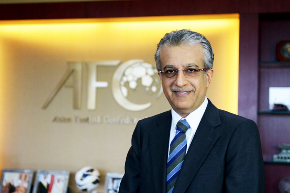 AFC President confident Asian football Will Emerge Stronger In 2021