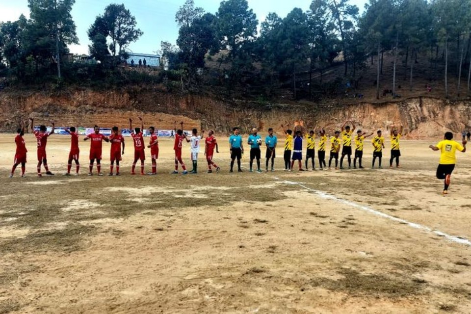 Doti: Adarsha Yuwa Club Enters SFs Of Saileshowri Jorayal Cup