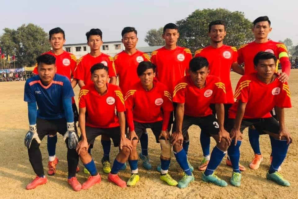 Bagmati Youth Club Wins Title Of Bajrang Gold Cup