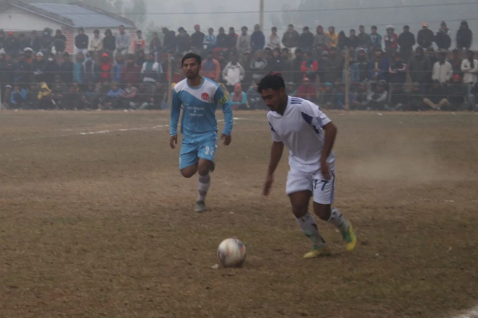Banke: Hosts Jay Kishan Sports Club Enters Final Of 1st Shyam Thapa Memorial Cup