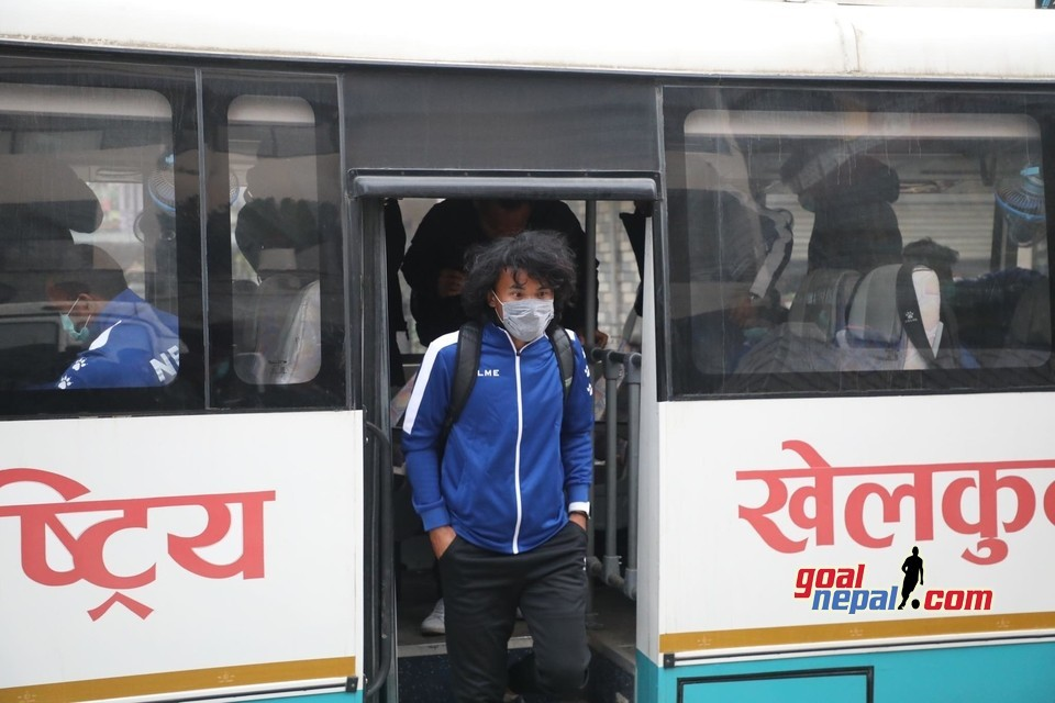 Nepal National Team Arrives Pokhara For A 3-Week Long Camp
