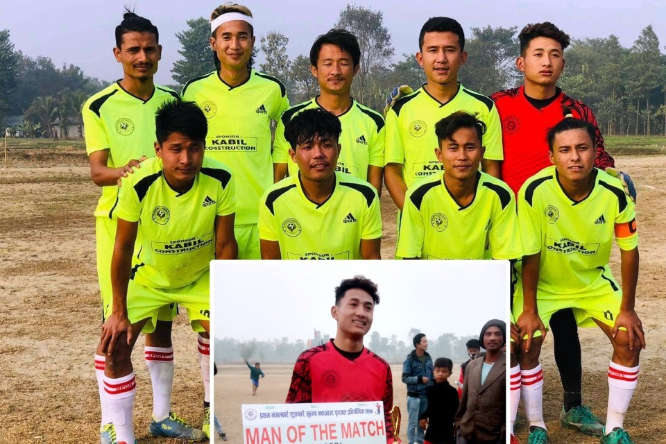 Mangalbare-Sukrabare Cup Final: Hosts Mangalbare-Sukrabare FC Vs Lalbhitti FC Today