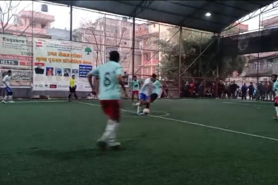 Sonam Lhosar Cup 2077:Quarterfinal Matches Lined Up