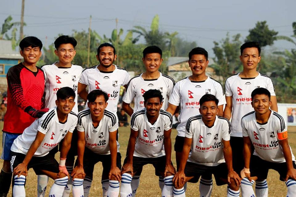 5th Refugee Challenge Cup: Dudhe FC Enters Semifinals